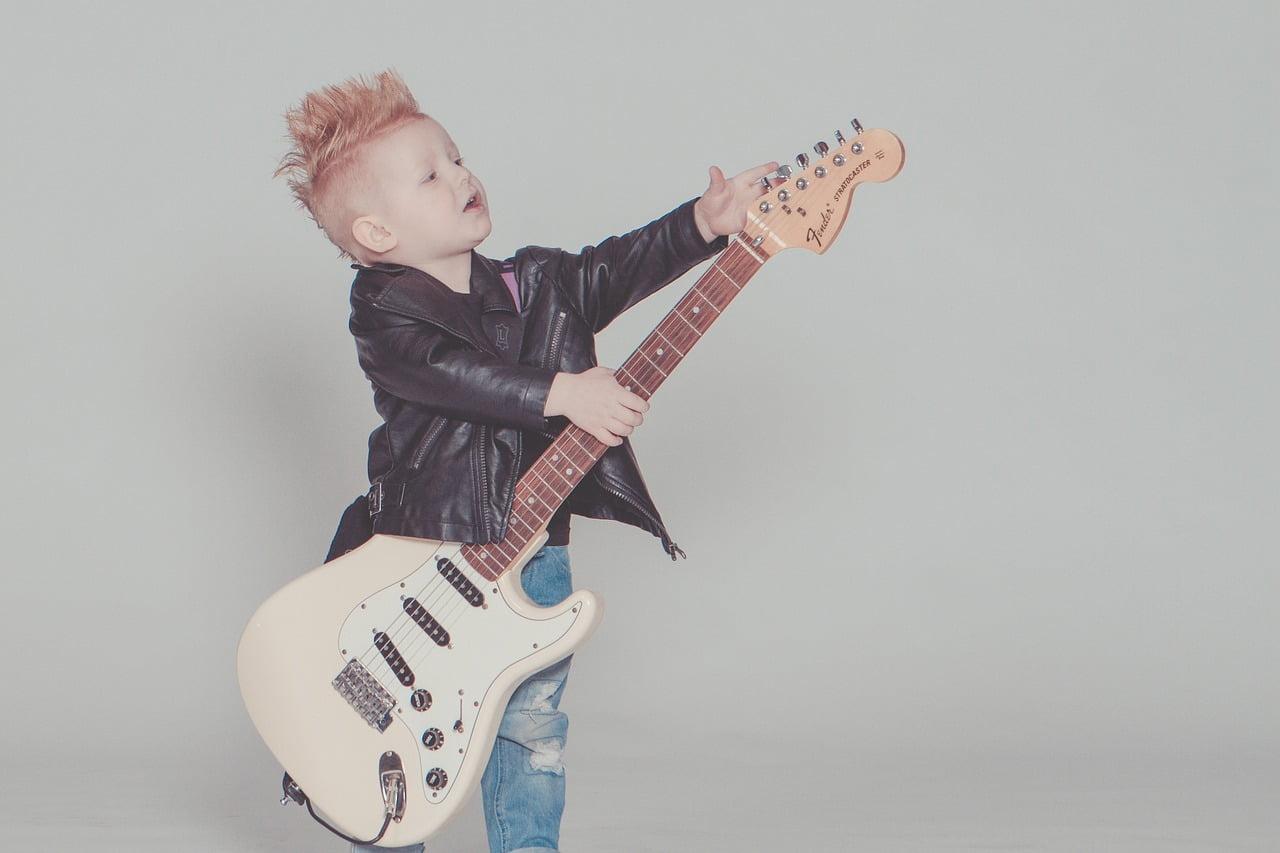 Urechea muzicala si ritmul muzical la copii