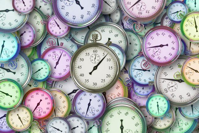 Alege-ți orele