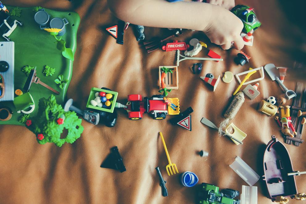 Cele mai potrivite jucării pentru copiii de 5 ani